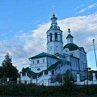 Церковь Михаила Архангела.(1748). :: petyxov петухов