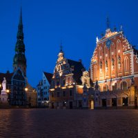 Рига, старый город... :: Sergey Apinis
