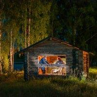Уютное местечко для ночлега в с.Рябово :: Ринат Валиев