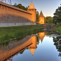 Крепостная стена :: Константин
