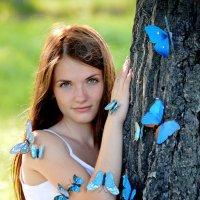 Бабочки :: Наталья Слисаренко