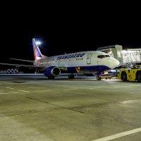 boeing 737 Transaero :: Александр Николаев
