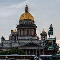 на закате :: Евгений Никифоров