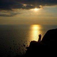 медовый месяц в Анапе :: Алёна Палий