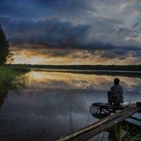 Вечером после дождя :: Михаил Онипенко