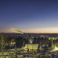 Морозное утро... :: Ivan Lukkonen