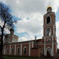 Церковь Спаса Преображения :: Александр Качалин