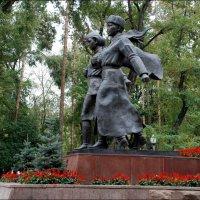 Мы не имеем права забывать тех, кто отдавал свои жизни ради жизни нашей… :: Anna Gornostayeva