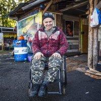 Активная позиция по жизни... :: Сергей Смоляков
