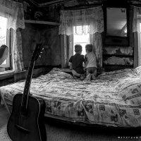 В деревне... :: Олег Каразанов