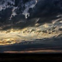 На закате :: Виталий Павлов