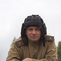 """Водитель """"Скаута"""". :: Владимир Питерский"""