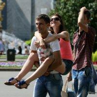 своя ноша не тянет :: Олег Лукьянов