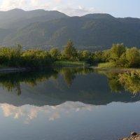 Озеро Абхазия Гагры :: Наталья Мельникова