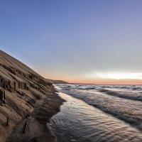 Утро в дюнах :: Владимир Самсонов
