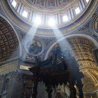 Собор Святого Петра, Рим :: Виктор Буянов
