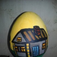 Моя лубочная роспись! :: Светлана Калмыкова