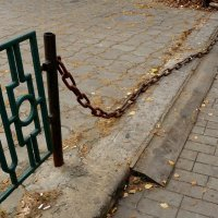 ... и цепи сняты... :: Александр Прокудин