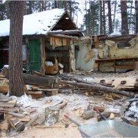 Старый дом :: Leonid Dantonovich