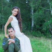 Саша и Валя :: Елена Котина