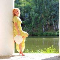 Девушка - солнце, девушка - лето... :: Детский и семейный фотограф Владимир Кот