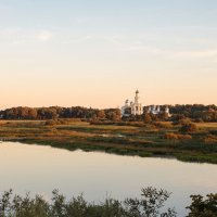 Вечерний пейзаж :: Евгений Никифоров