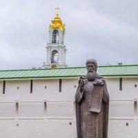 Памятник Сергию Радонежскому. :: Юлия Бабитко