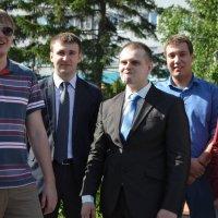 Жених и его друзья :: Виктория Большагина