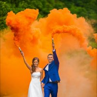 Брак следует за Любовью так же, как дым за пламенем :) :: Алексей Латыш