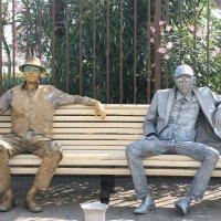Живые статуи :: Ольга Исакова
