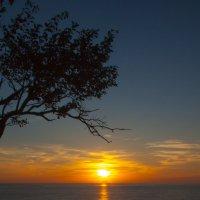 Закат у моря :: Виталий Старков