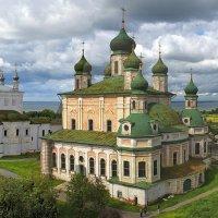 Горицкий монастырь :: Александр Лукин