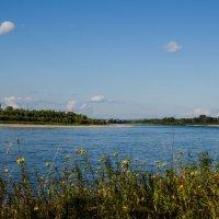На реке :: Сергей Щербаков