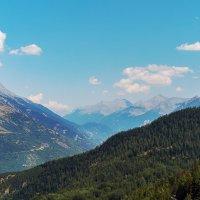 Альпийская долина... :: Ваган Мартиросян