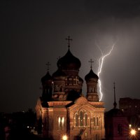 Мощь христианской церкви :: Константин Кочетков