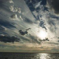 Небесный марафон :: Ольга