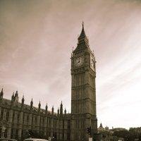Big Ben, London | Лондон :: Максим Тураев