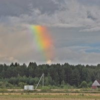 Прорвавшаяся сквозь облака! :: Андрей Синицын