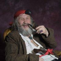 Воспоминания пирата :: Алексей Соминский