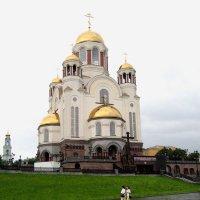 Храм на крови. :: Александр Атаулин