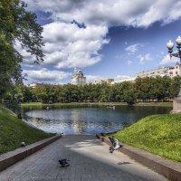 """""""Однажды ... в Москве, на Патриарших прудах..."""" :: GaL-Lina ."""
