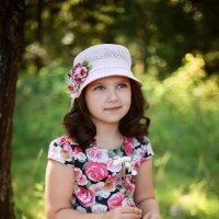 Маленькая принцессса :: Елизавета Ковылина