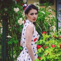 Retro, Summer :: Анастасия Маркелова