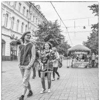 Прогулки по Ярослвлю :: Алексадр Мякшин