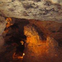 В пещере :: Алла