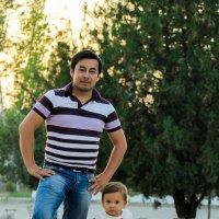 Моя племянница :: Достон Абдуллаев