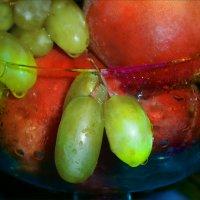Август – грозди винограда..... :: Людмила Богданова (Скачко)