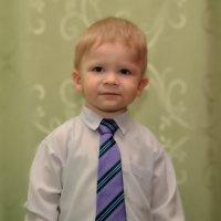 Мой внучок :: Виктор Филиппов