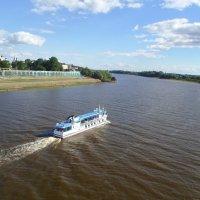 Река Волхов :: BoxerMak Mak