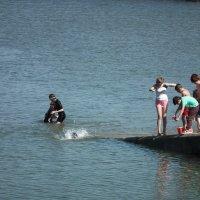 Дети у моря :: Natalia Harries